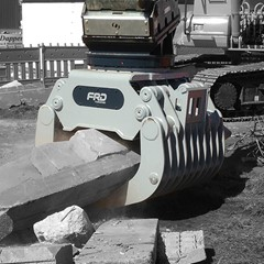 FDG - Demolition and Sorting Grab (1 - 4 ton)