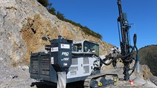 New Smaller Crawler Drill for European Market