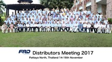 FRD World Distributor Meeting